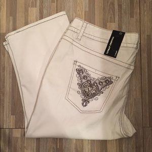 Lane Bryant cropped pants size 22